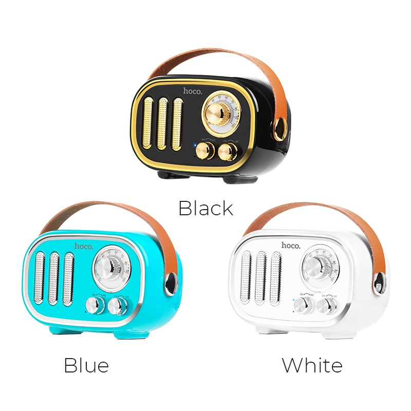 bs16 voice reminder bluetooth speaker colors