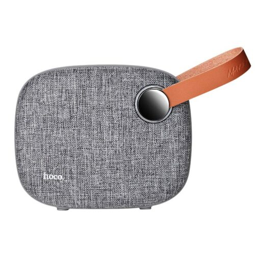 bs8 plain textile desktop wireless speaker front