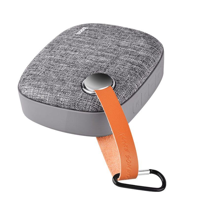 bs8 plain textile desktop wireless speaker hook