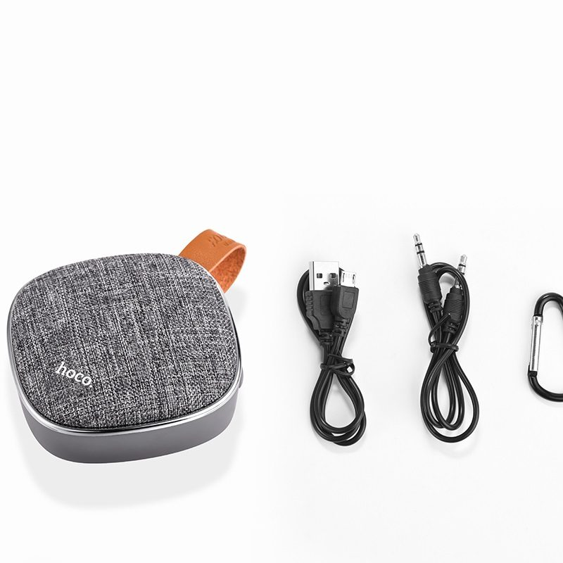 bs9 light textile desktop wireless speaker accessories