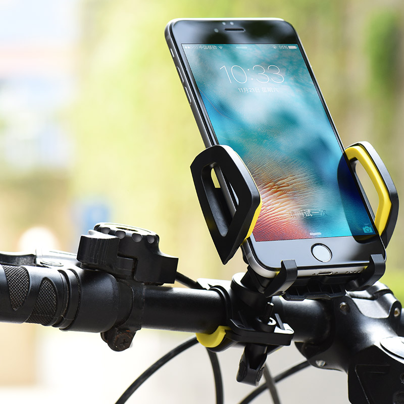 ca14 bicycle mounting holder on wheel