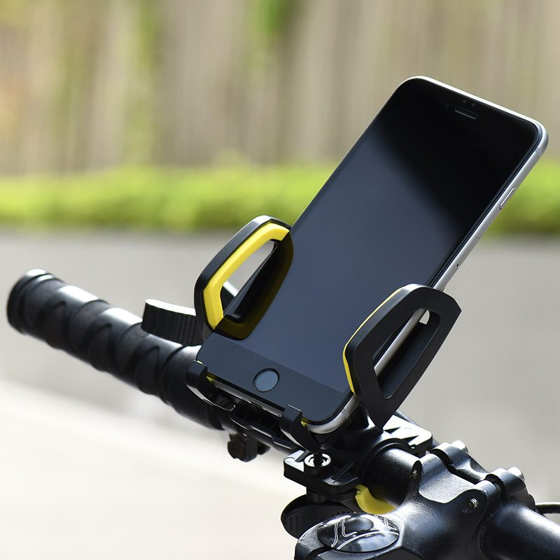 ca14 bicycle mounting holder with phone