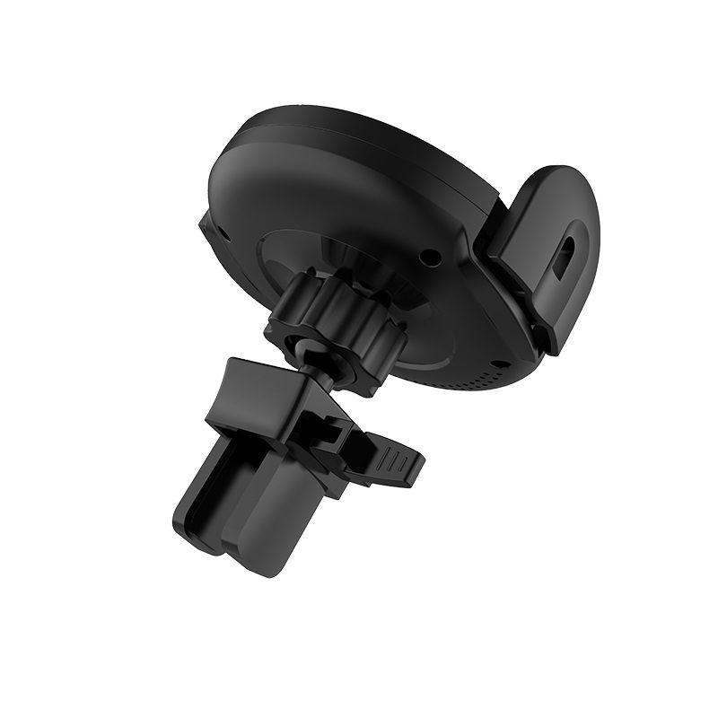 ca35 автомобильный держатель для телефона с беспроводной зарядкой зажим