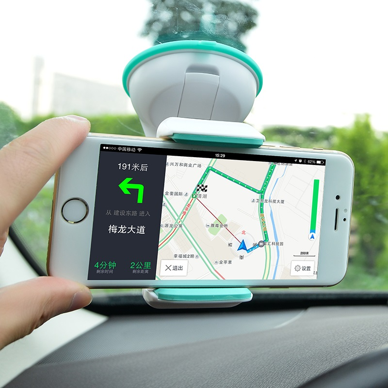 ca5 suction cell phone in car holder gps