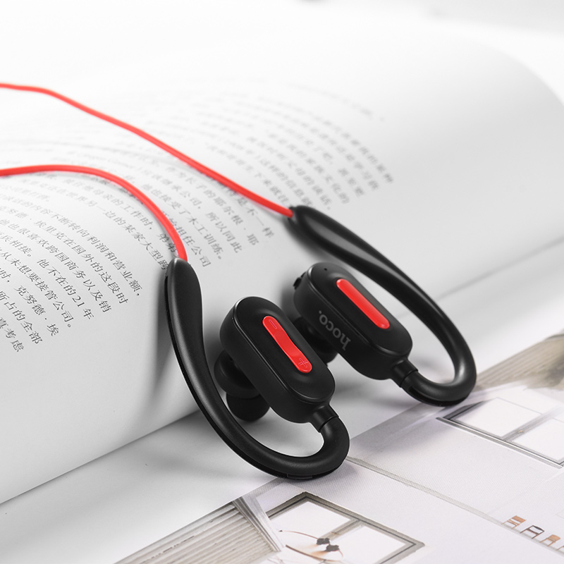 es16 crystal sound sports bluetooth headset book