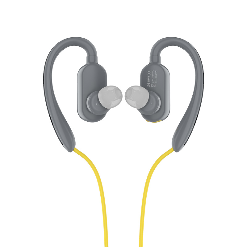 es16 crystal sound sports bluetooth headset ear tips