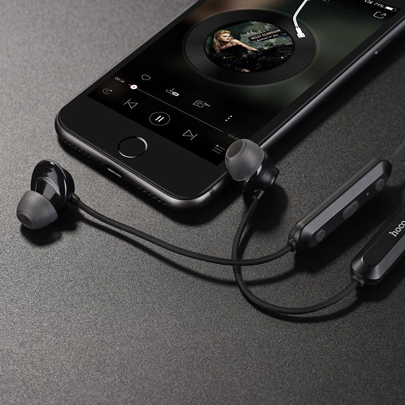 es17 cool music bluetooth earphones with phone