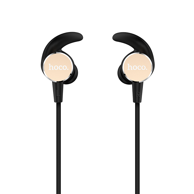 es8 nimble sporting bluetooth earphones logo left right