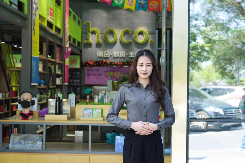 hoco jiangxi store introduction 6