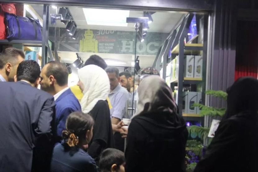 hoco syria store opened 10