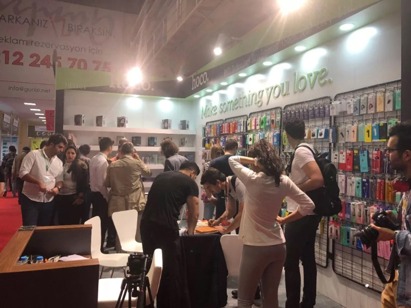 hoco turkish trade fair review 9