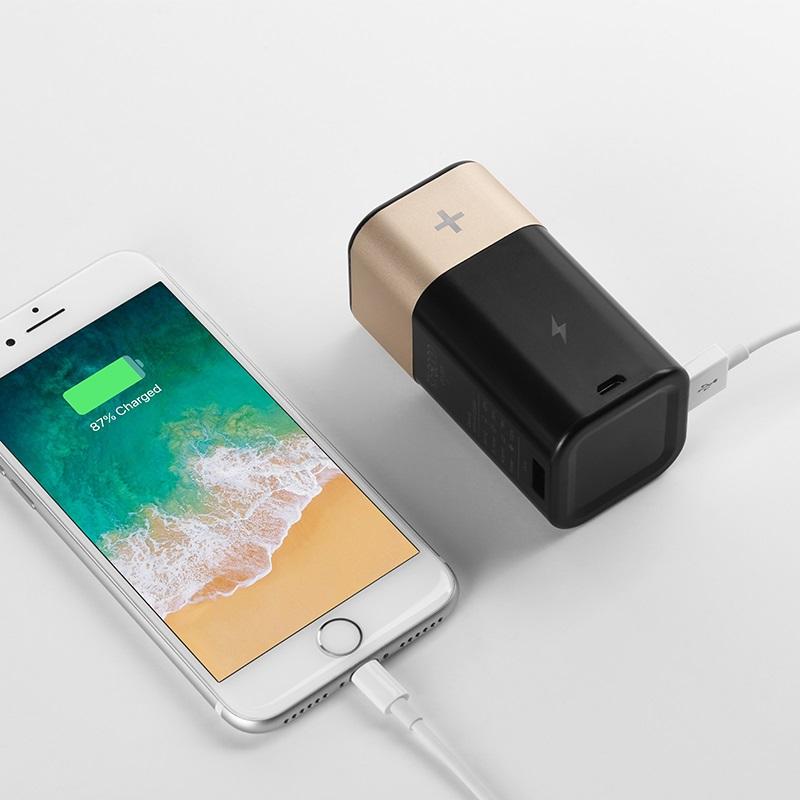 j24 cool energy mobile power bank charging
