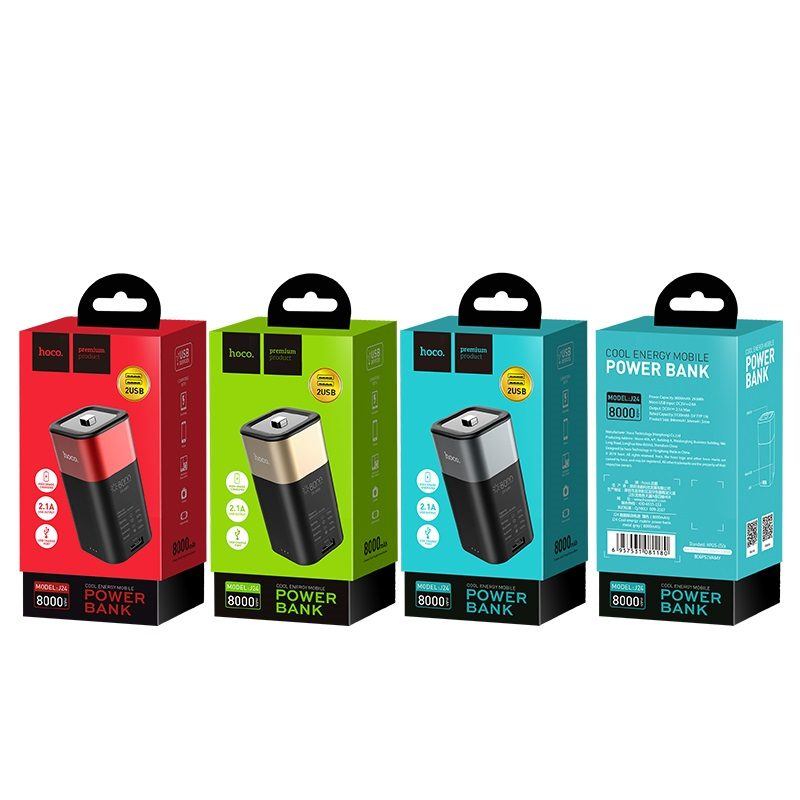 j24 cool energy mobile power bank packages