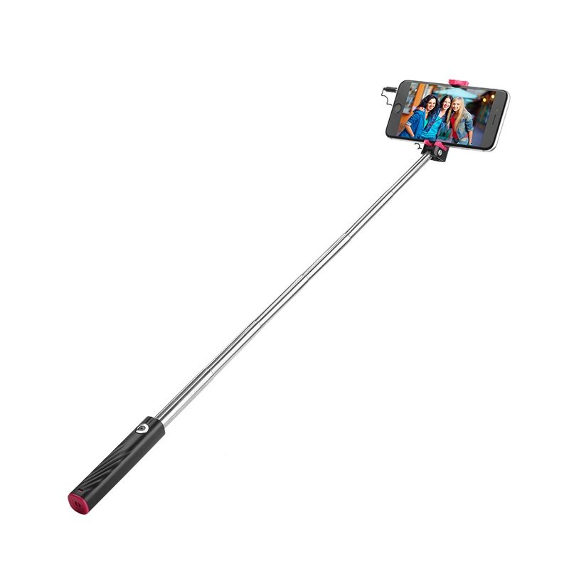 k7 dainty mini wired selfie stick extended