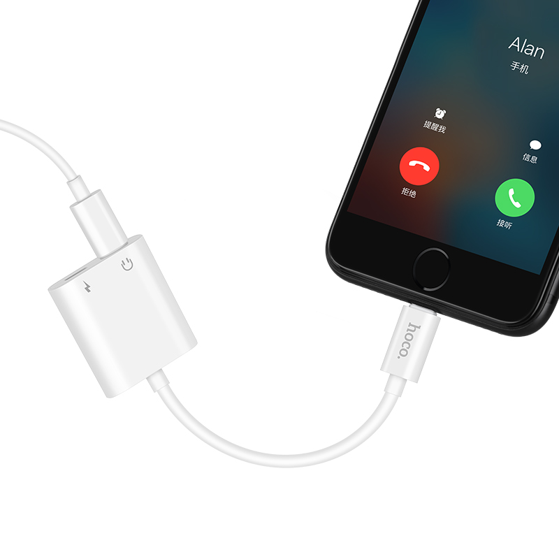 ls5 dainty lightning digital splitter audio charging converter action