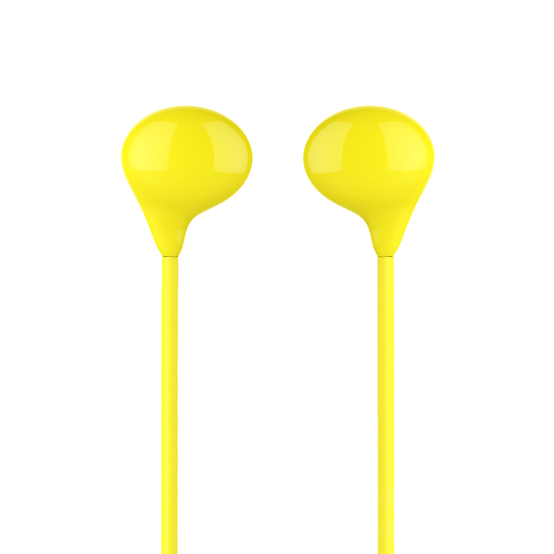m13 candy universal earphone with mic front