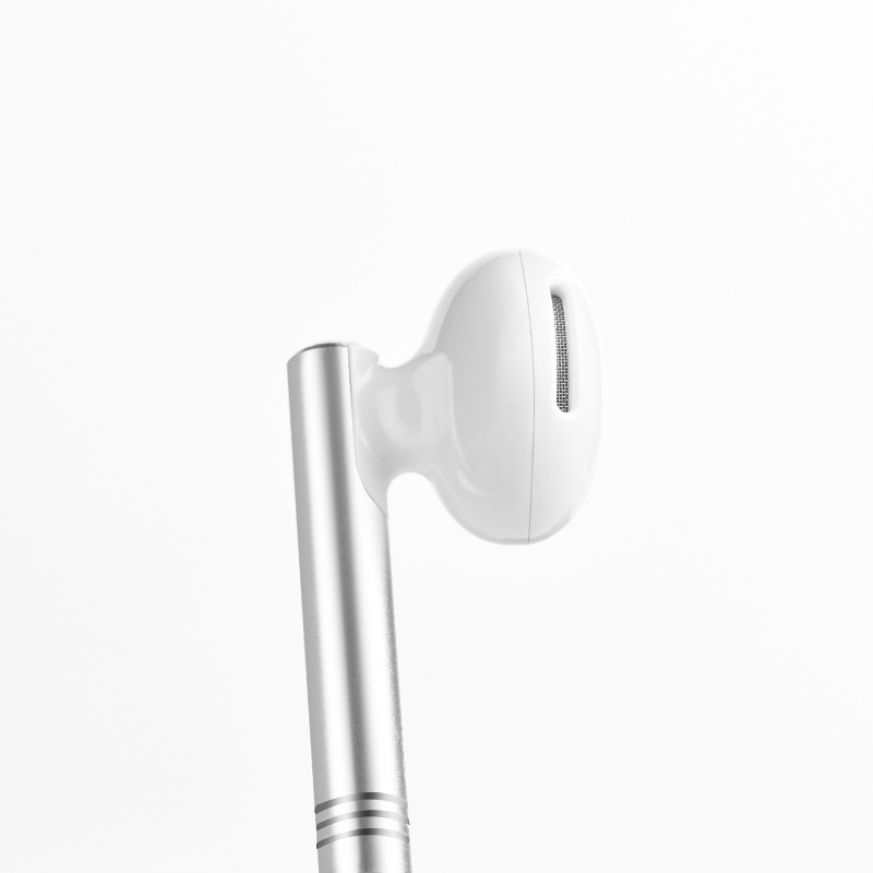 m22 spirited rhyme wired earphone with mic side