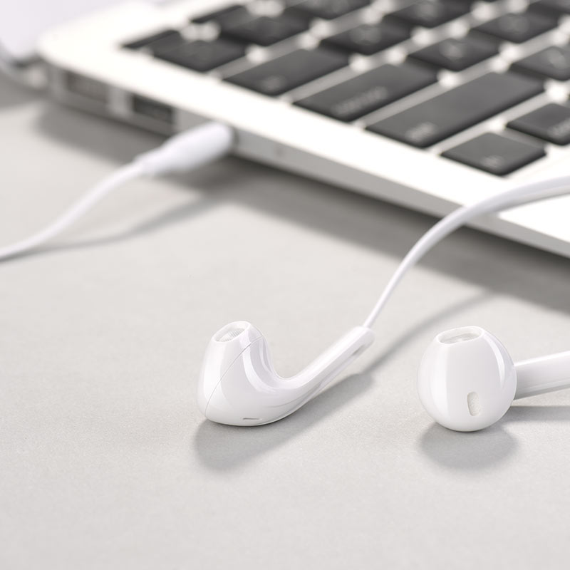 m39 rhyme sound earphones with microphone notebook