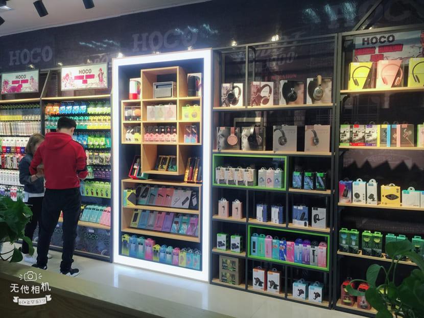 nanchang xinjian convergence store 3