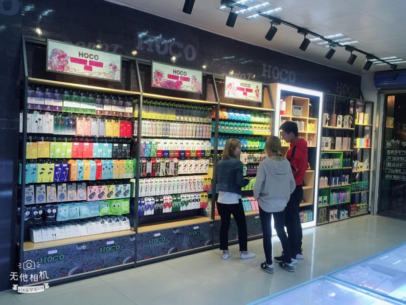 nanchang xinjian convergence store 4