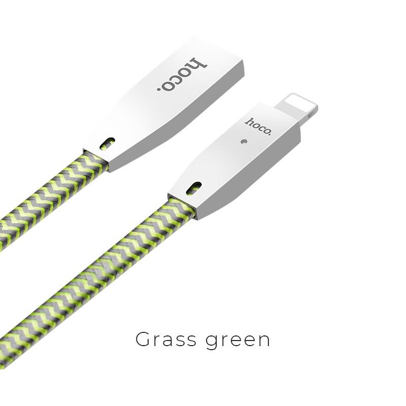 u11 lightning grass green