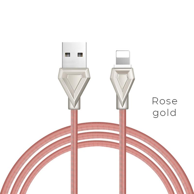 u25 lightning rose gold