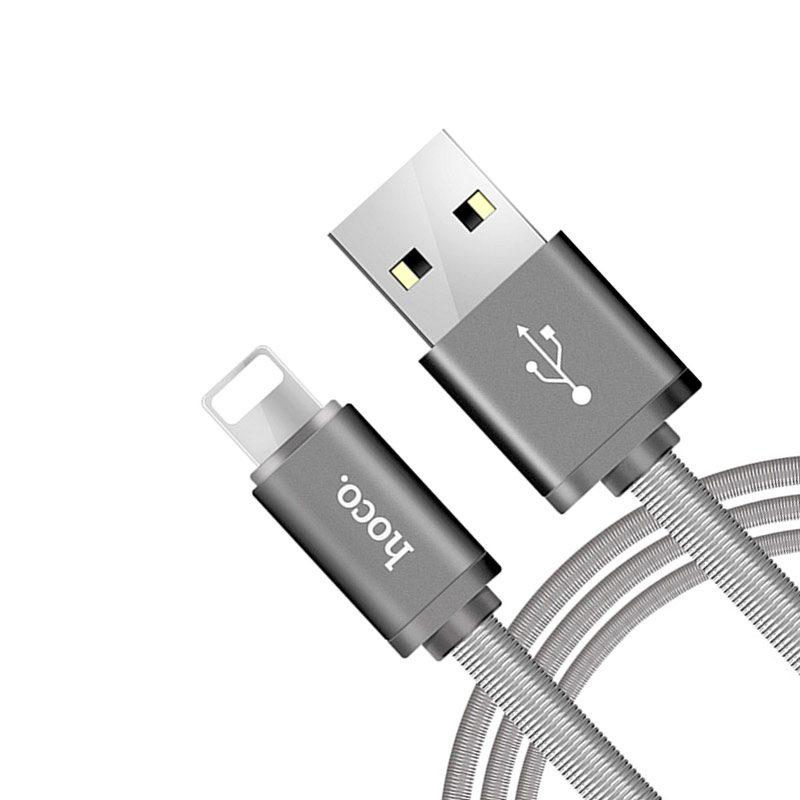 u5 full metal lightning charging cable main