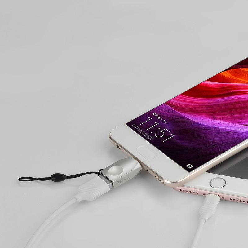 ua9 type c to usb otg adapter charging