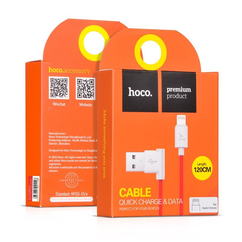 upl11 l shape lightning cable package