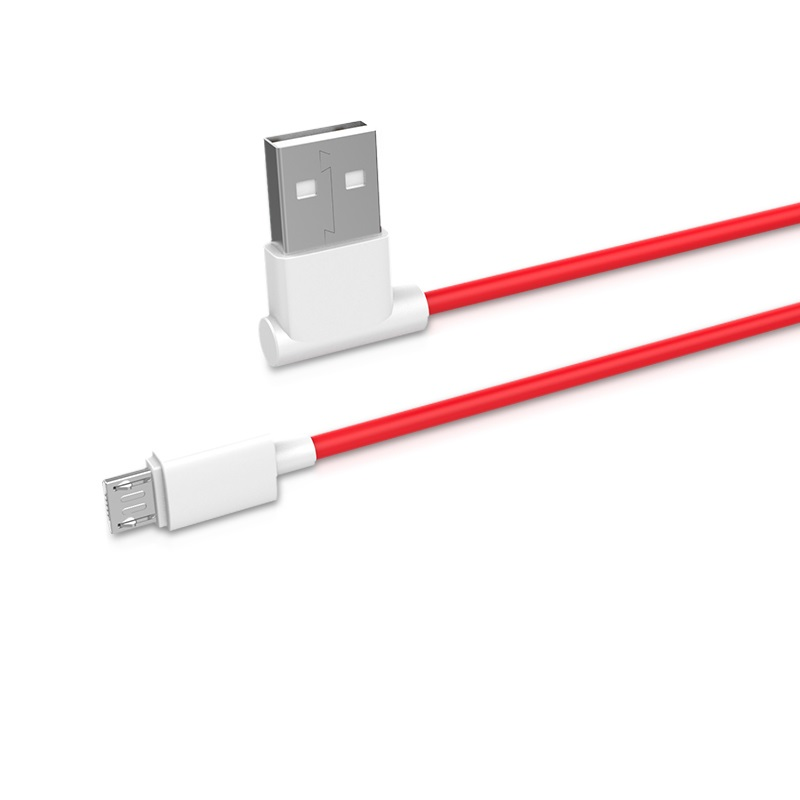 upm10 l shape micro usb charging cable USB