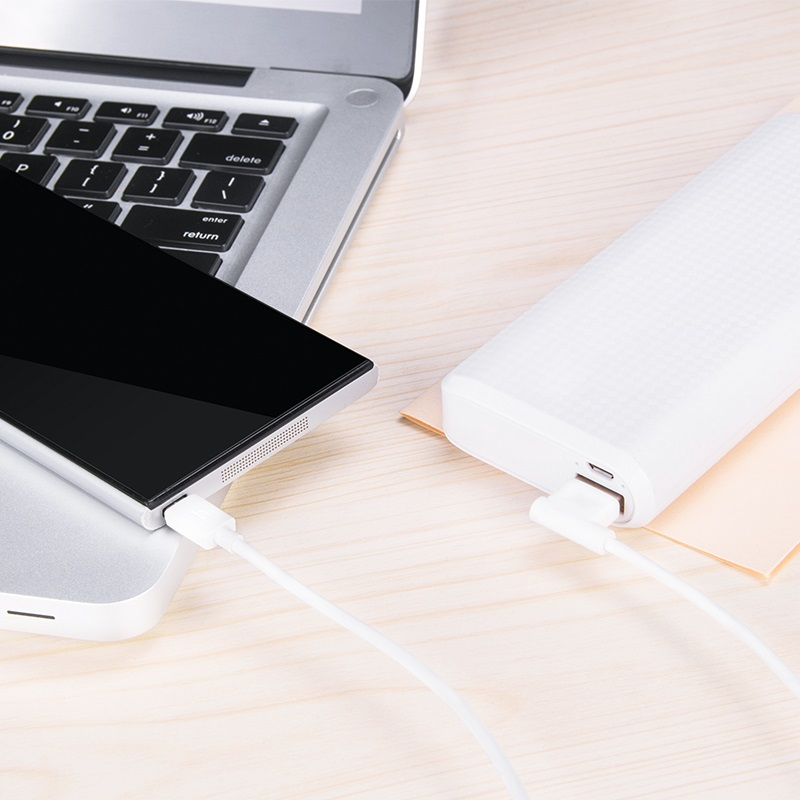 upm10 l shape micro usb charging cable table