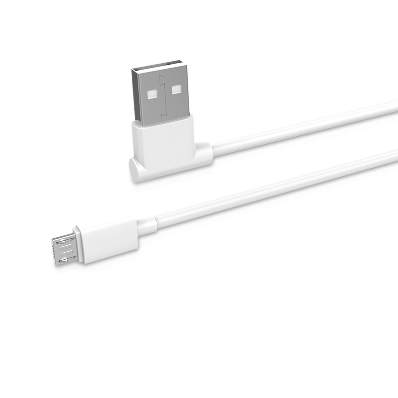 upm10 l shape micro usb charging cable type