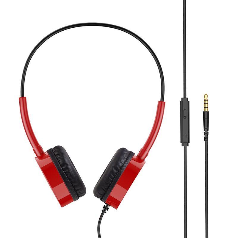w15 exceptional sound headphones inline control jack
