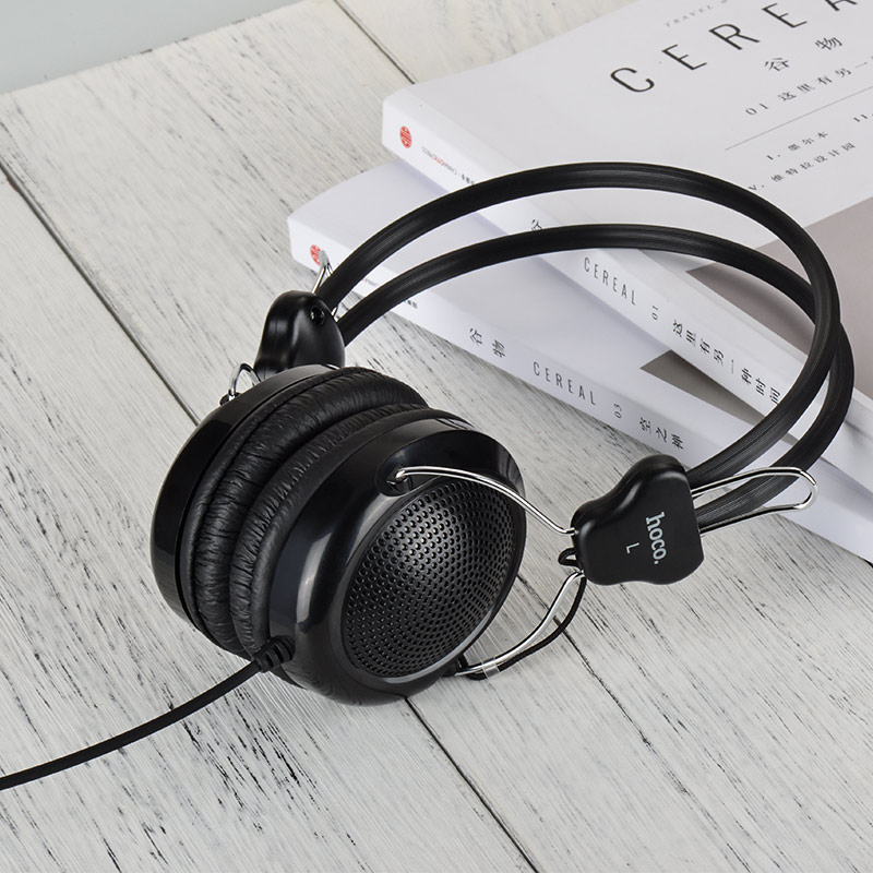 w5 manno wired headphones interior