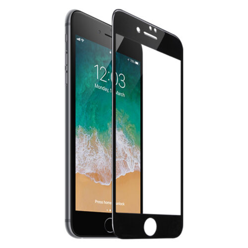 0.2mm full screen curved surface hd tempered glass a2 iphone 7 8 plus front