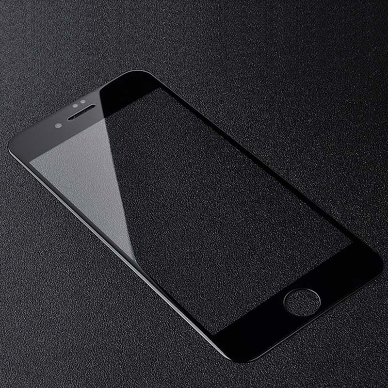 0.2mm full screen curved surface hd tempered glass a2 iphone 7 8 plus table