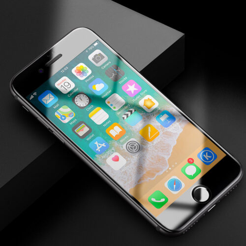 0.2mm full screen curved surface hd tempered glass a2 iphone 7 8 plus transparency