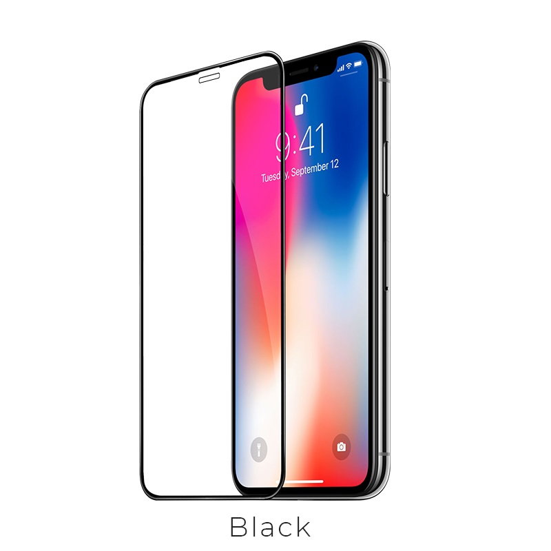 ip x 0.2mm curved glass a2 black