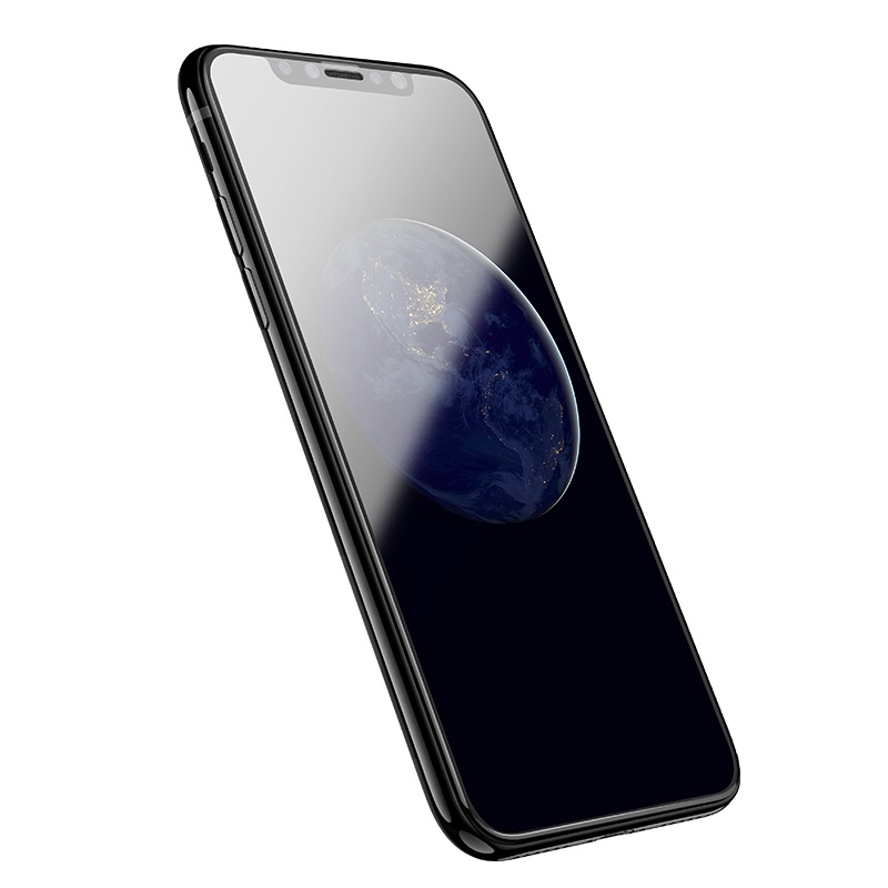 0.2mm full screen curved surface hd tempered glass a2 iphone x on phone
