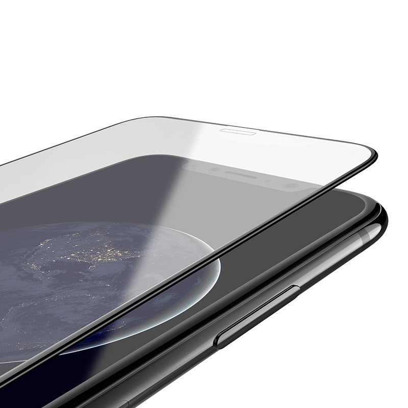 0.2mm full screen curved surface hd tempered glass a2 iphone x thickness