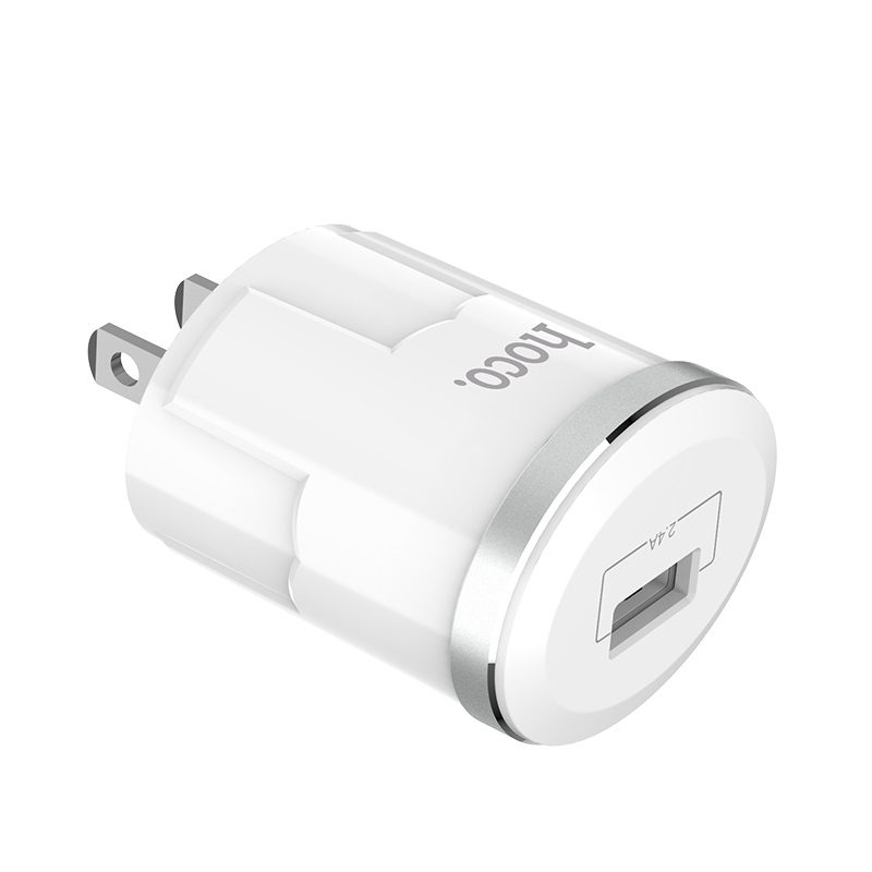 c37 thunder power single usb port us charger connector