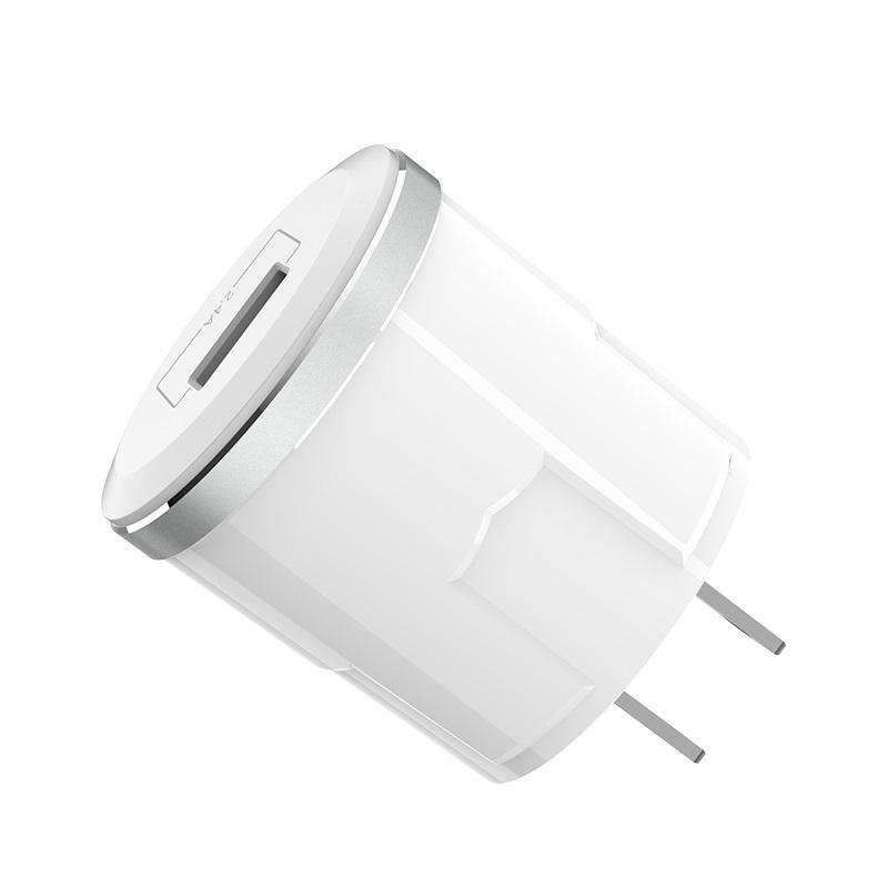 c37 thunder power single usb port us charger housing