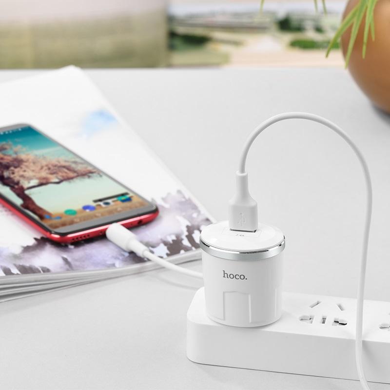 c37 thunder power single usb port us charger mobile phone