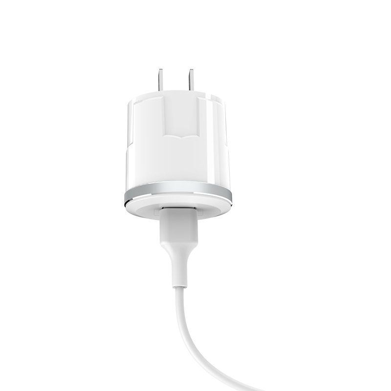 c37 thunder power single usb port us charger set with lightning cable adapter