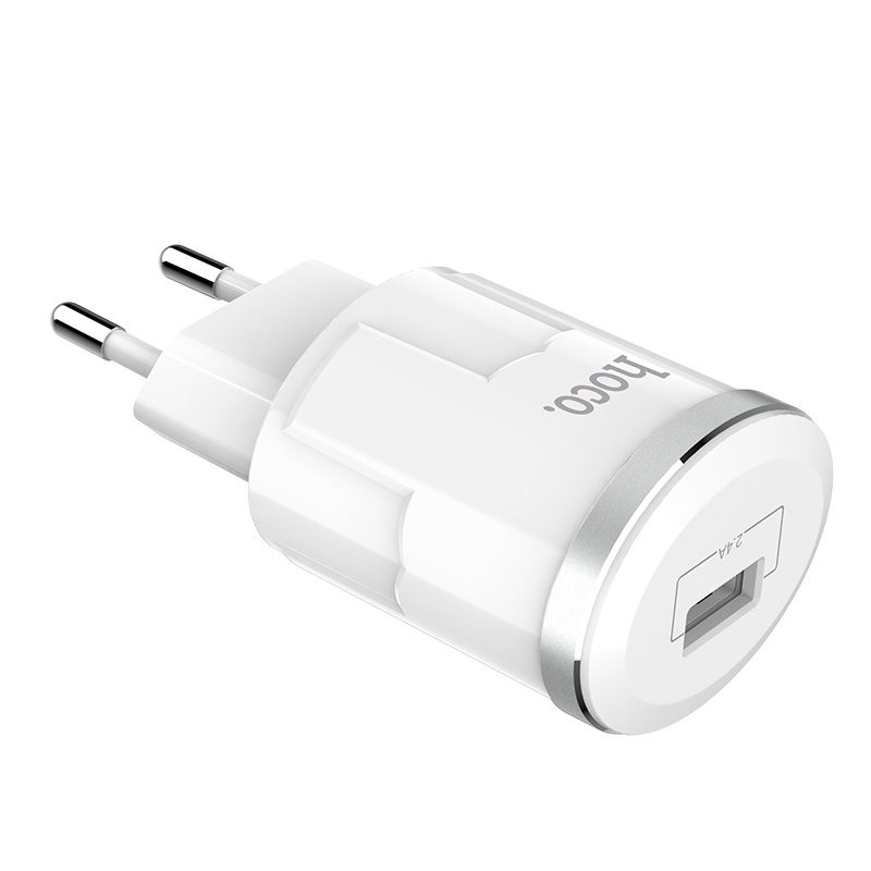 c37a thunder power single usb port eu charger shell