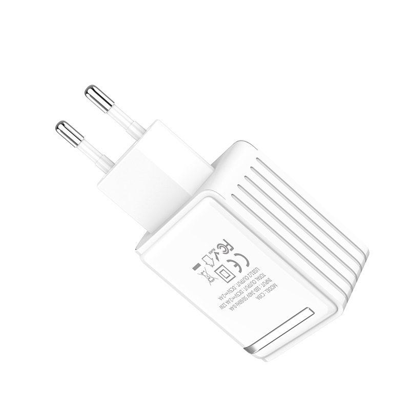 c39a enchanting dual usb port digital display eu charger specification