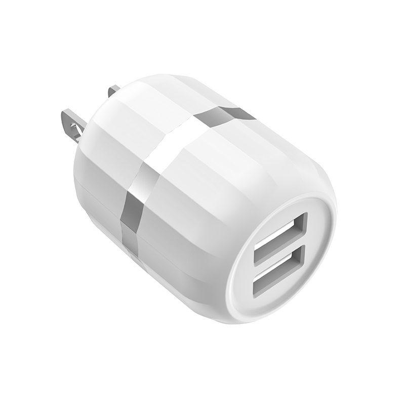 c41 wisdom dual port us charger connectors