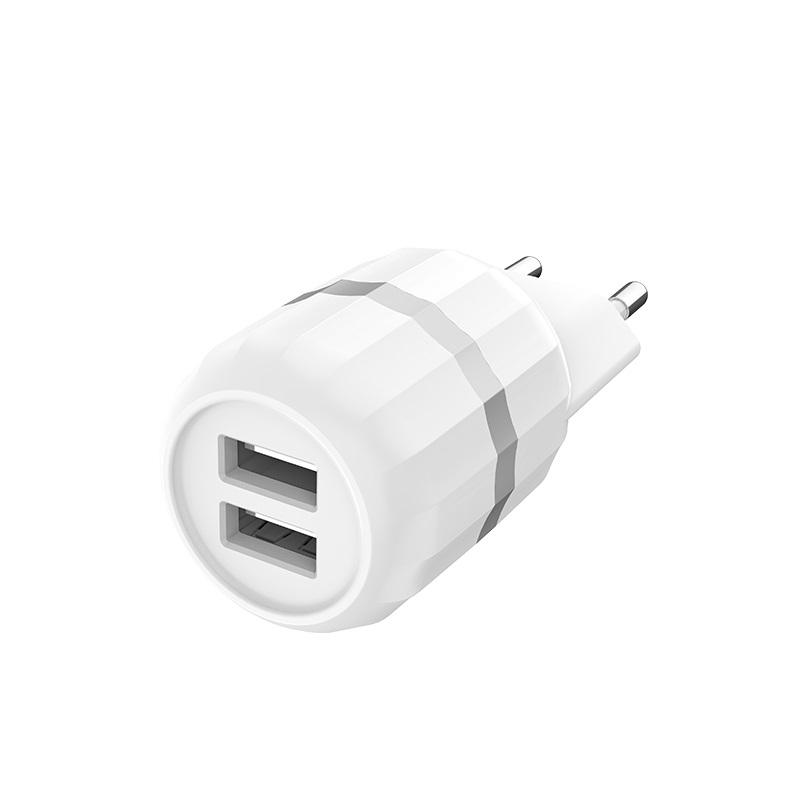 c41a wisdom dual usb port eu charger connectors
