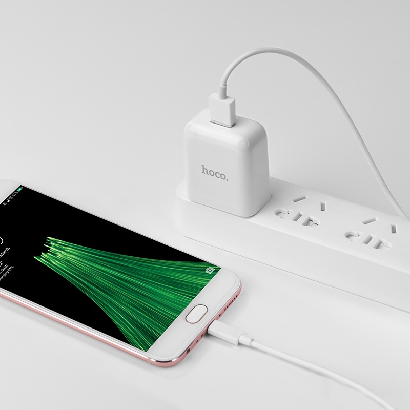c49 cool treasure single port charger set with micro usb android