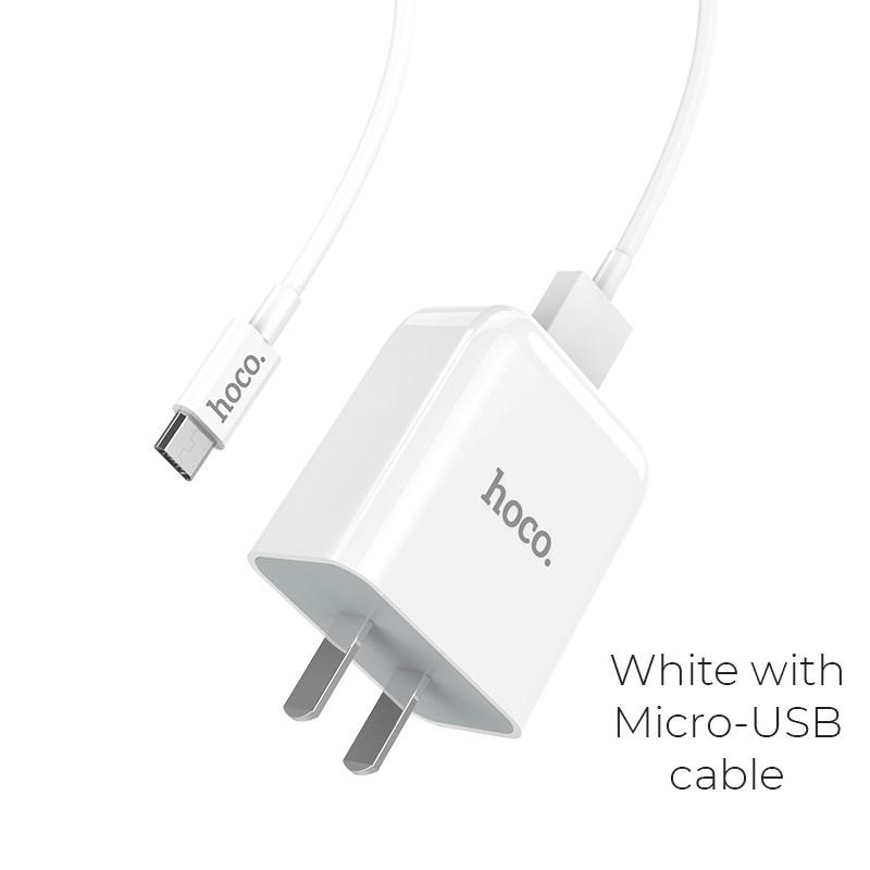 c49 micro usb белый